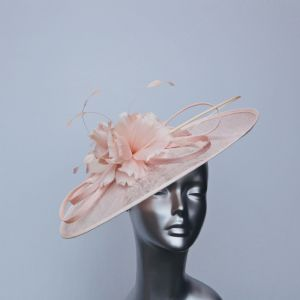 Baby Pink Mother of the Bride Hatinator 13103/SD210